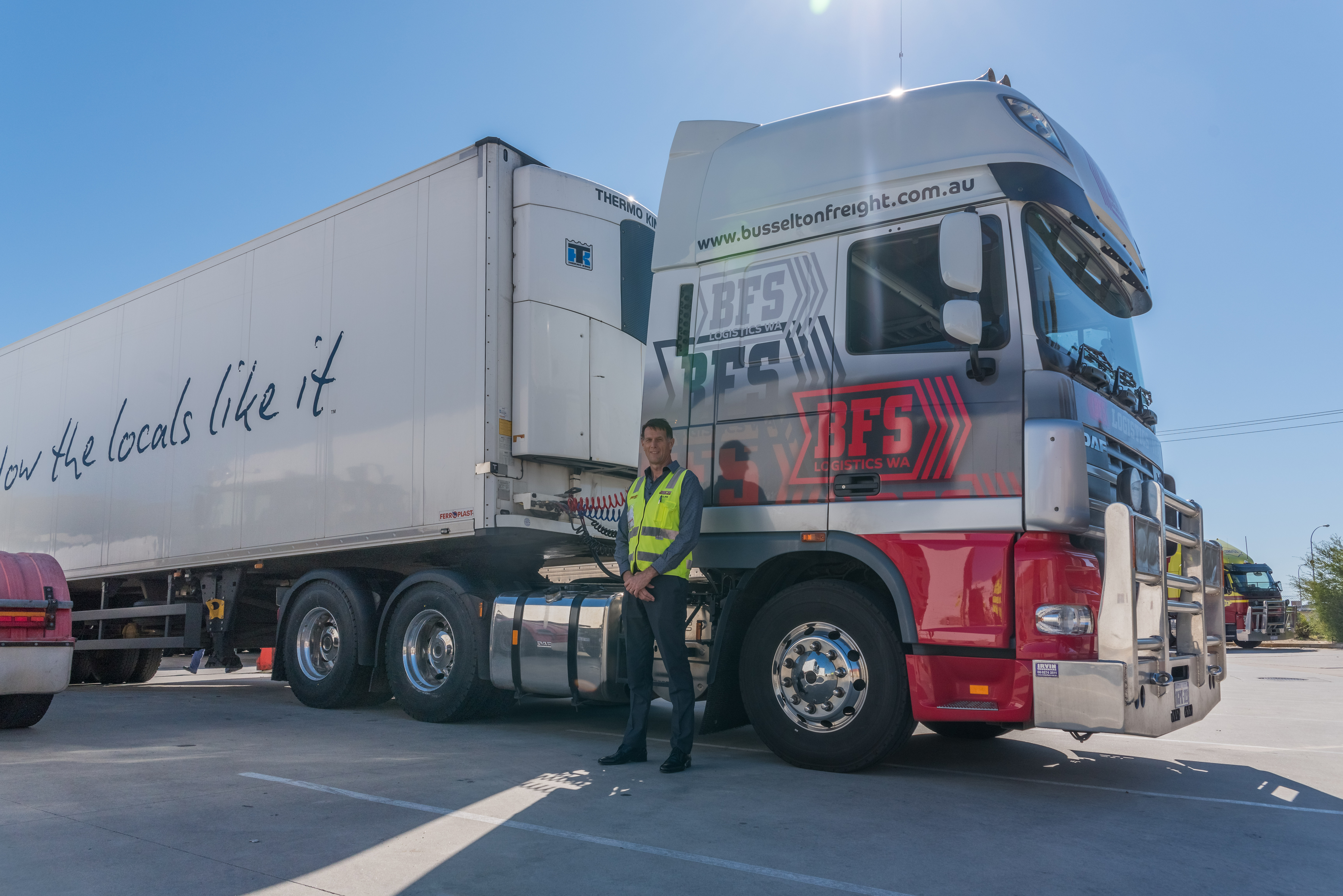 Busselton Freight Services